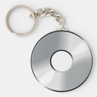 compact disk cd key ring