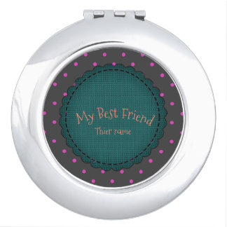 Compact Mirror_Template_Expression_Best Friend-BST Compact Mirrors