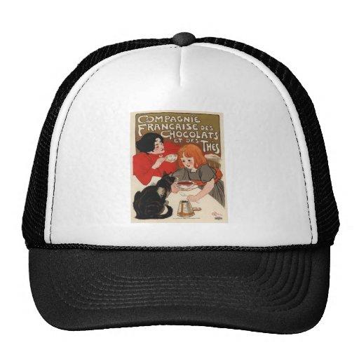 Compagnie Francaise Des Chocolats Hat
