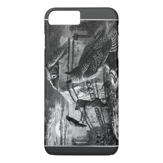 Companion to Owls iPhone 7 Plus Case