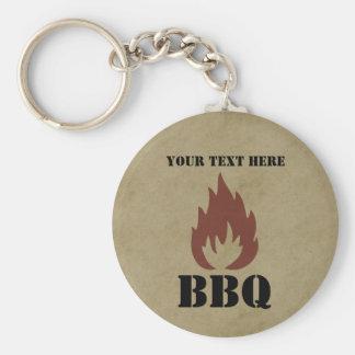 Company BBQ Keychain