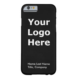 Company Logo iPhone 6 Phone Case