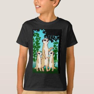 Compare my twin Meerkats T-Shirt