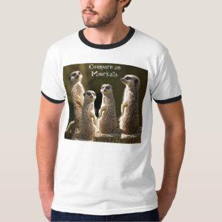 Compare ze Meerkats T-shirt c