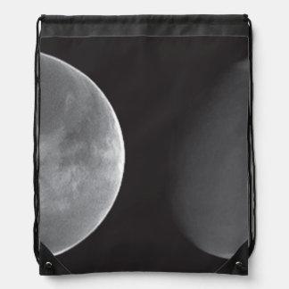Comparison of Martian Atmospheric Activity Cinch Bag