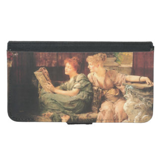 Comparisons by Lawrence Alma-Tadema Samsung Galaxy S5 Wallet Case