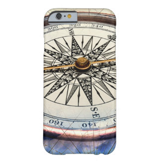 Compass Clouds Barely There iPhone 6 Case
