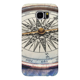 Compass Clouds Samsung Galaxy S6 Cases