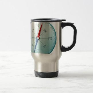 Compass/compass Stainless Steel Travel Mug