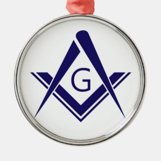 compass freemason guild mason organization sign sy christmas ornament