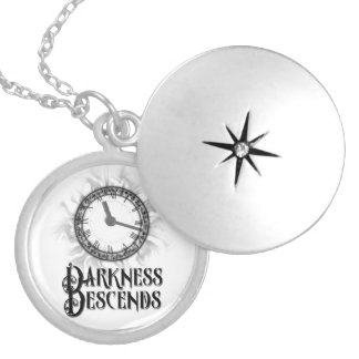 Compass necklace style 2