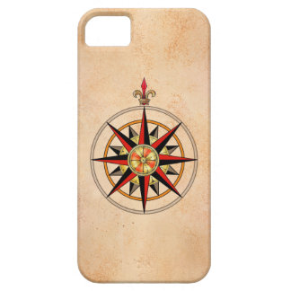 Compass Rose iPhone 5 Covers