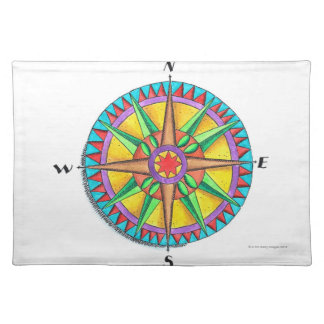 Compass Rose Placemat