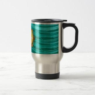 Compass Stainless Steel Travel Mug