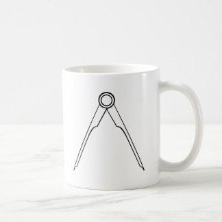 Compasses Coffee Mug