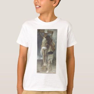 Compassion by William Bouguereau T-Shirt