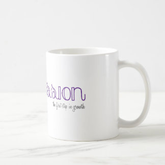 Compassion Inspiring Motivational Growth Mug