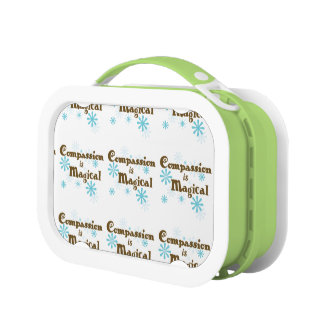 Compassion is Magical Lunch Box