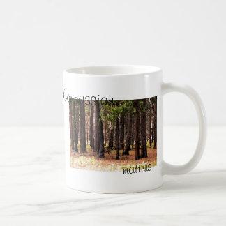 Compassion matters coffee mug