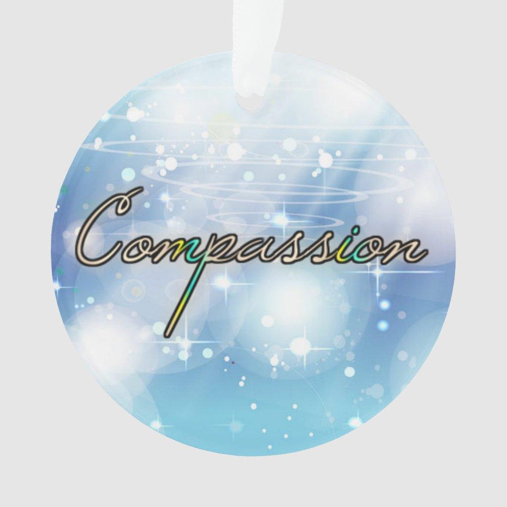 Compassion Ornament