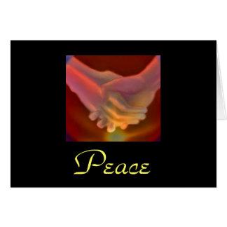 compassion, Peace Card