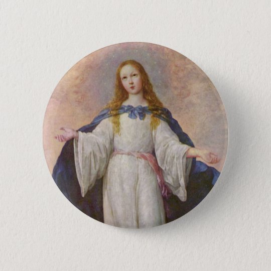 Compassionate Mary button