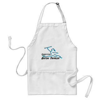 Competition Twirler Apron