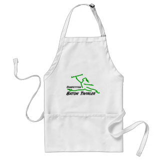 Competition Twirler Aprons