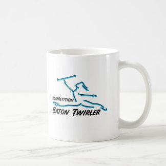 Competition Twirler Mugs