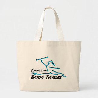 Competition Twirler Tote Bags