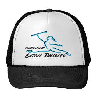 Competition Twirler Trucker Hats