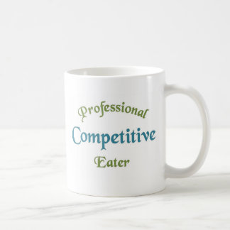 Competitive Eater Mugs