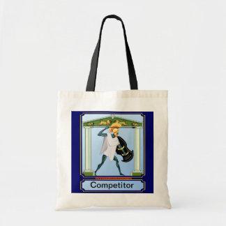 Competitor Tote Bag