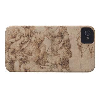 compianto del cristo by Raffaello Sanzio da Urbino Blackberry Bold Case