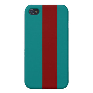 Complementary Two Color Combination / Mix iPhone 4/4S Case