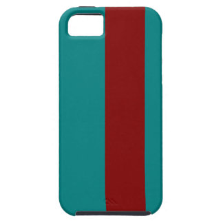 Complementary Two Color Combination / Mix iPhone 5 Cover