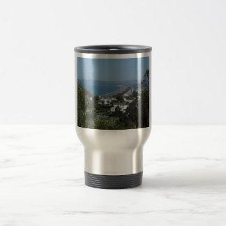Complete View Of The Beautiful Beach Coffee Mug