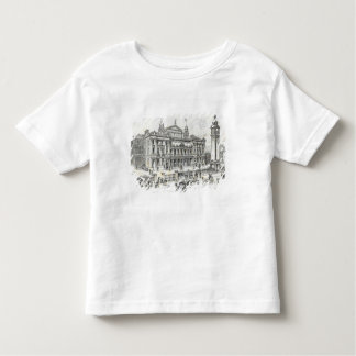 Completed buildings of the People's Palace Toddler T-Shirt