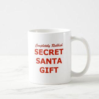 Completely Rubbish Secret Santa Gift Coffee Mug