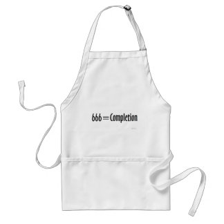 Completion Standard Apron