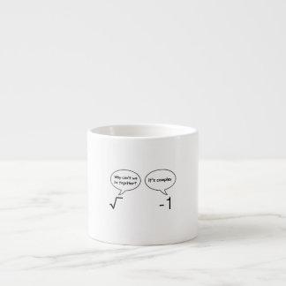 Complex Equations Espresso Mug