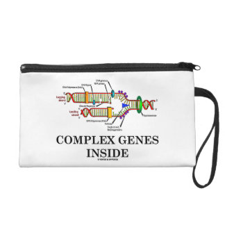 Complex Genes Inside (DNA Replication) Wristlet