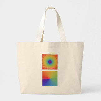 complex logarithm, tall tote bag