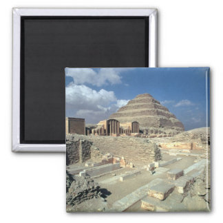 Complex of Djoser including the Step Pyramid Magnet