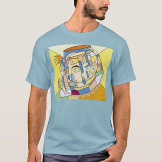 """""""Complex Thoughts"""" by Ruchell Alexander T-Shirt"""