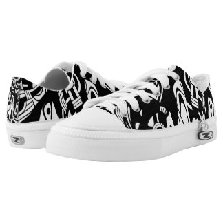 Complexity Printed Shoes