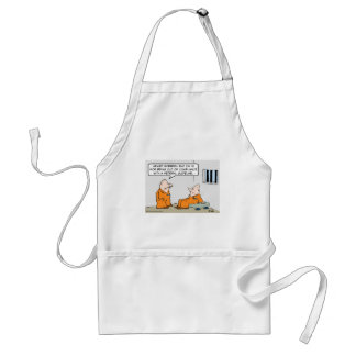 compliance federal guideline prisoners standard apron