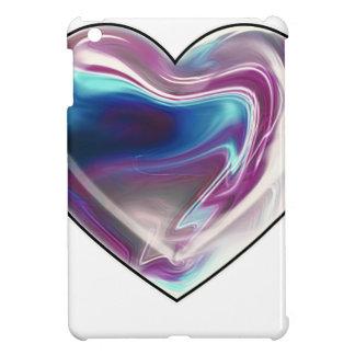 Complicated heart! iPad mini covers