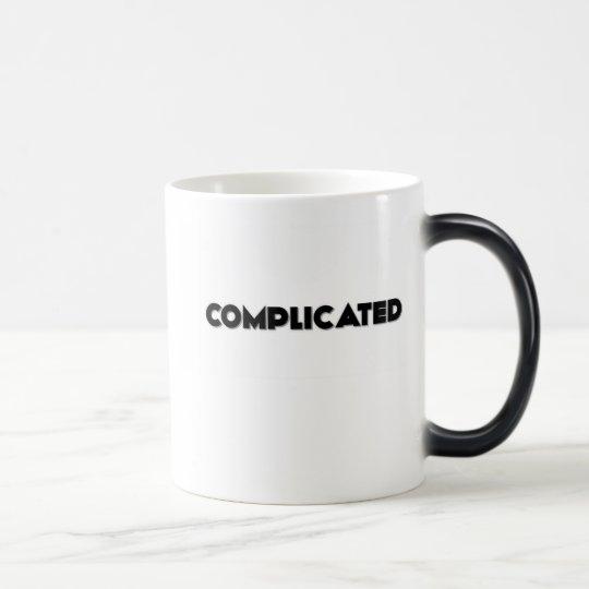 Complicated Magic Mug