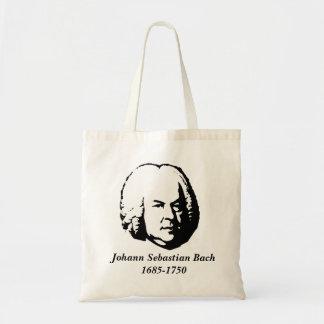 Composer - Bach Canvas Bag